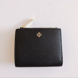 Tory Burch Emerson mini texture leather wallet